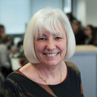 Picture of Ann Harris OBE, CBFA