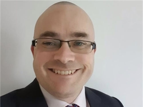 Richard James - Pensions Dashboards Programme Director